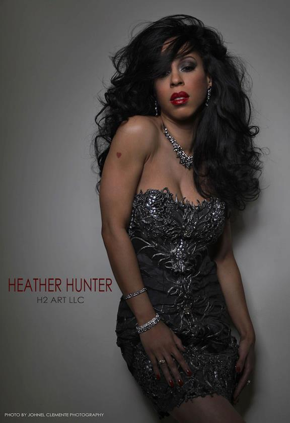 And He got game heather hunter nude